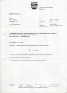 Diploma Meester dak constructeur